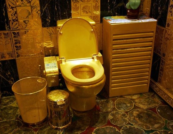 Le Lieu Magique (ôde aux toilettes)